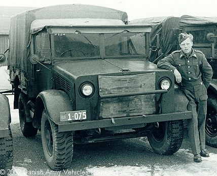 Bedford MW-series - Danish Army Vehicles Homepage