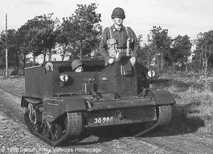 Universal Carrier Mk.ii Universal Carrier mk ii Front