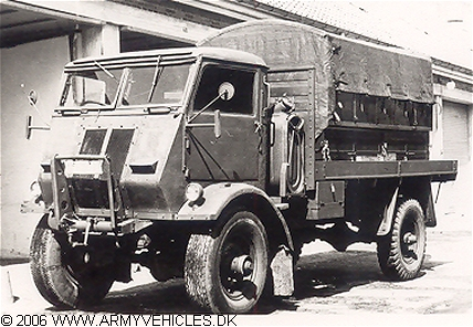 Ford WOT6 - Danish Army Vehicles Homepage