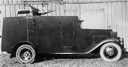 Ford AA truck 1931(Side view, right side)