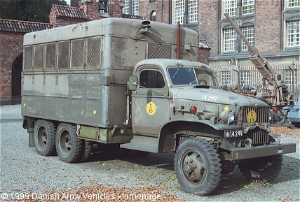 GMC CCKW-353, 6 x 6, 6 V (side view, right side)
