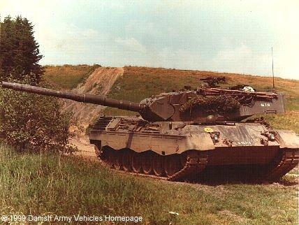 豹1A3(Leopard 1A3)型主战坦克