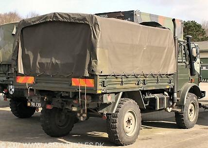 unimog u 1300 l danish army vehicles homepage. Black Bedroom Furniture Sets. Home Design Ideas
